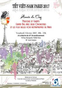 TẾT VIÊT-NAM PARIS 2017