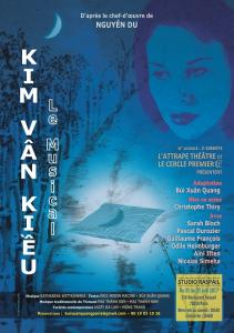 Affiche Kim Van Kieu